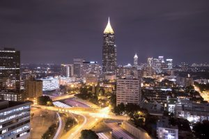 The amazing Atlanta nightlife where you can find friends and lovers.